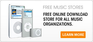 Free Music Stores